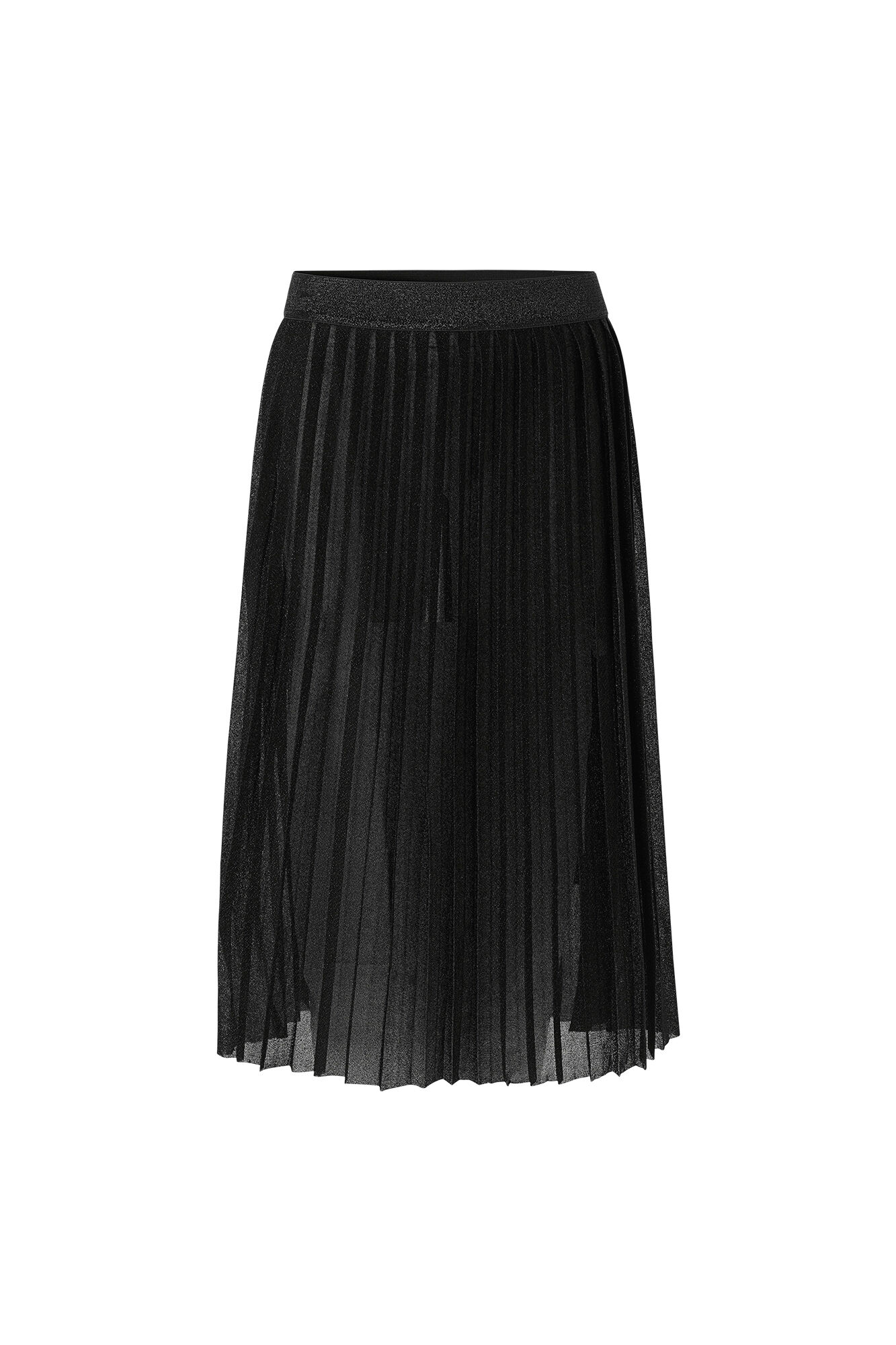 ENBOOK SKIRT 5930, BLACK GLITTER