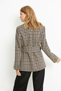 ENLIMA LS JACKET CHECK 6540