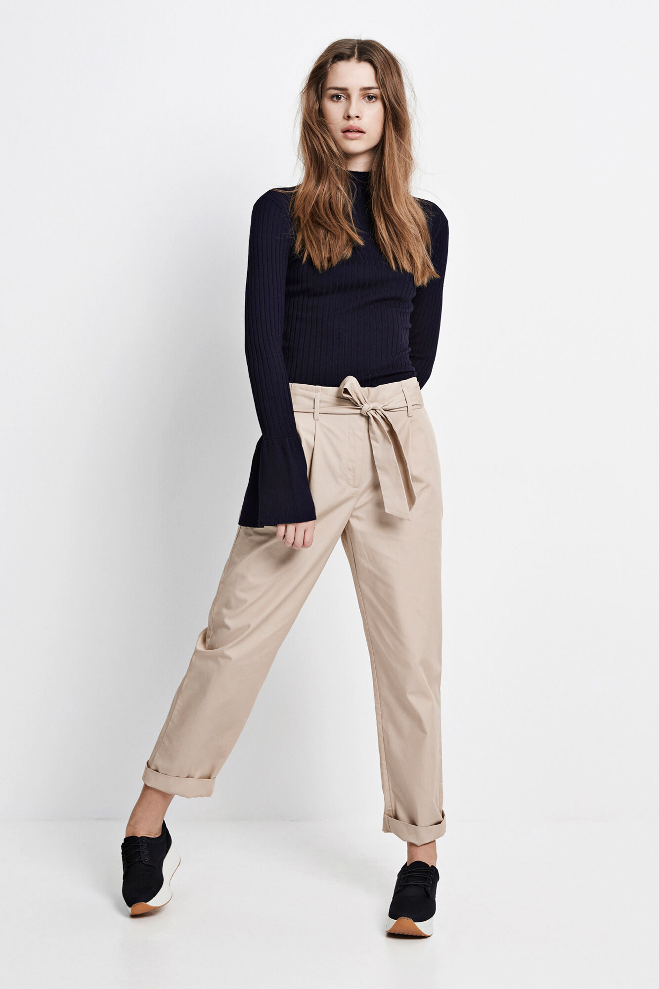 RALLY PANTS 6429, SAFARI