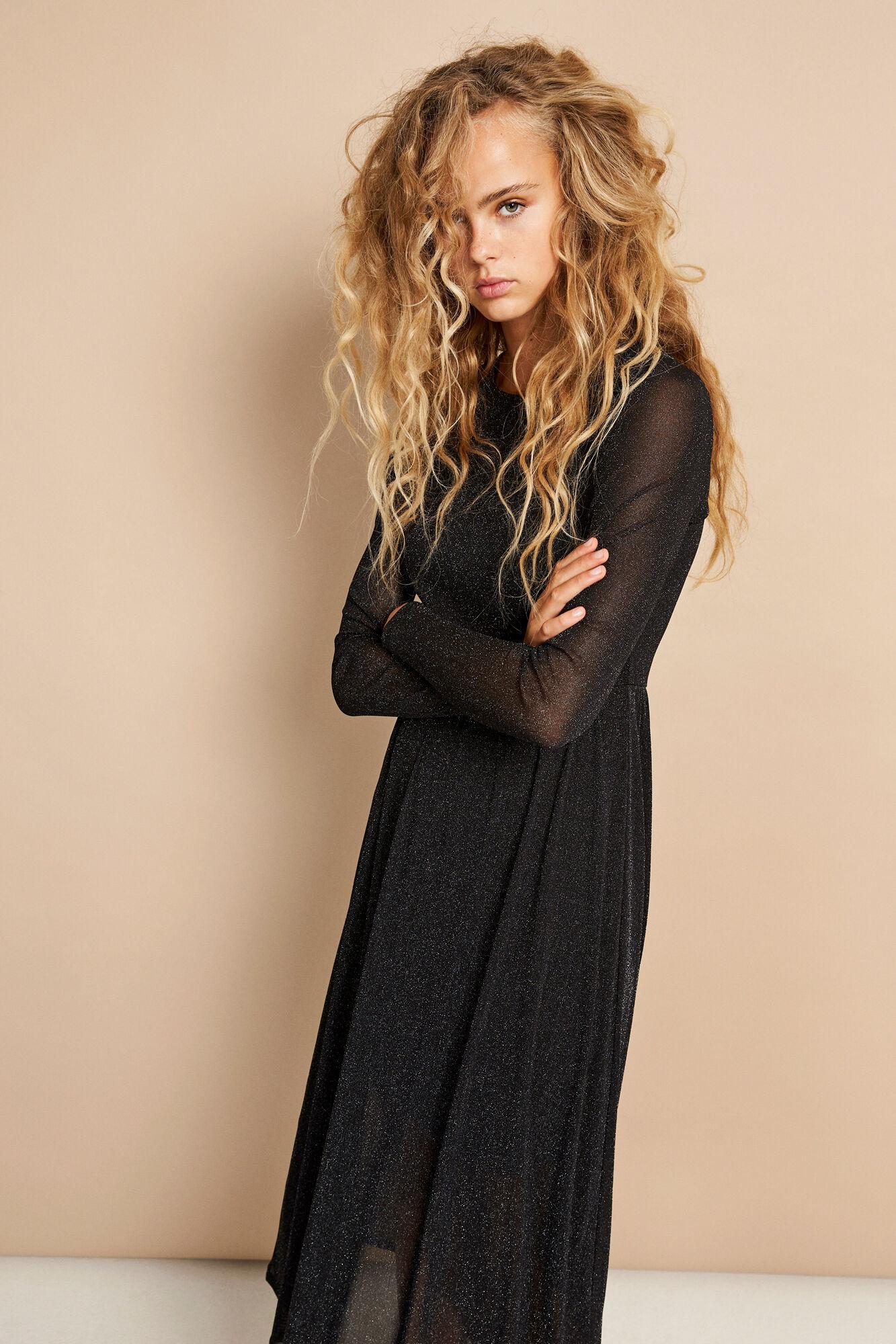 ENCROSS LS DRESS 5981