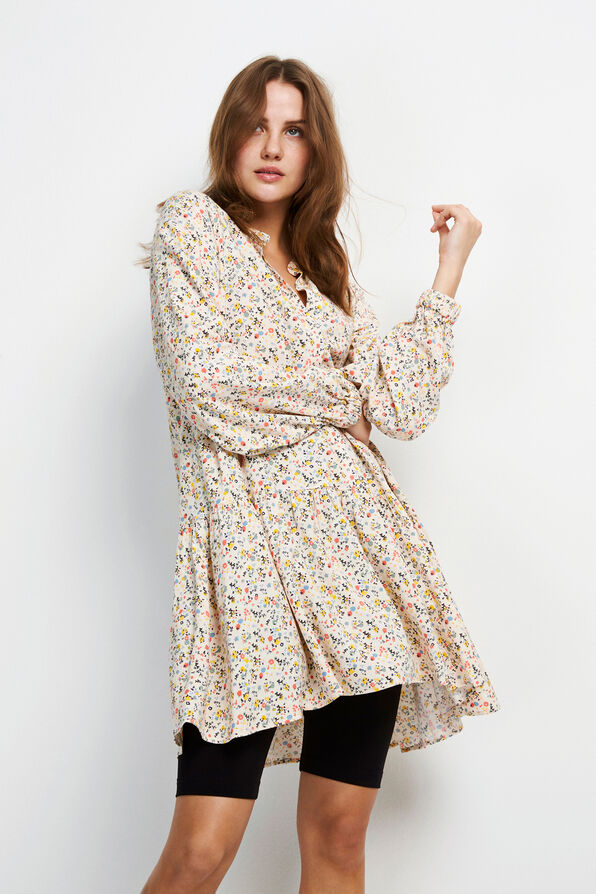 ENART LS DRESS AOP 6646, CONFETTI FLORAL