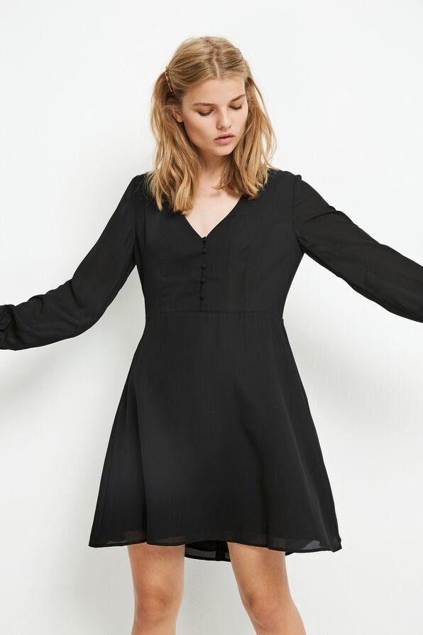 ENSWAN LS V-N DRESS 6465