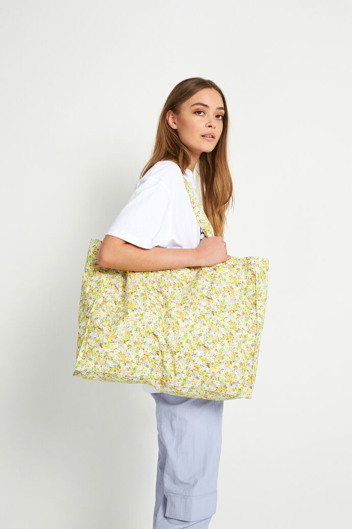 ENCORNELIA BAG AOP 6727, WATEREDGE FLOWER