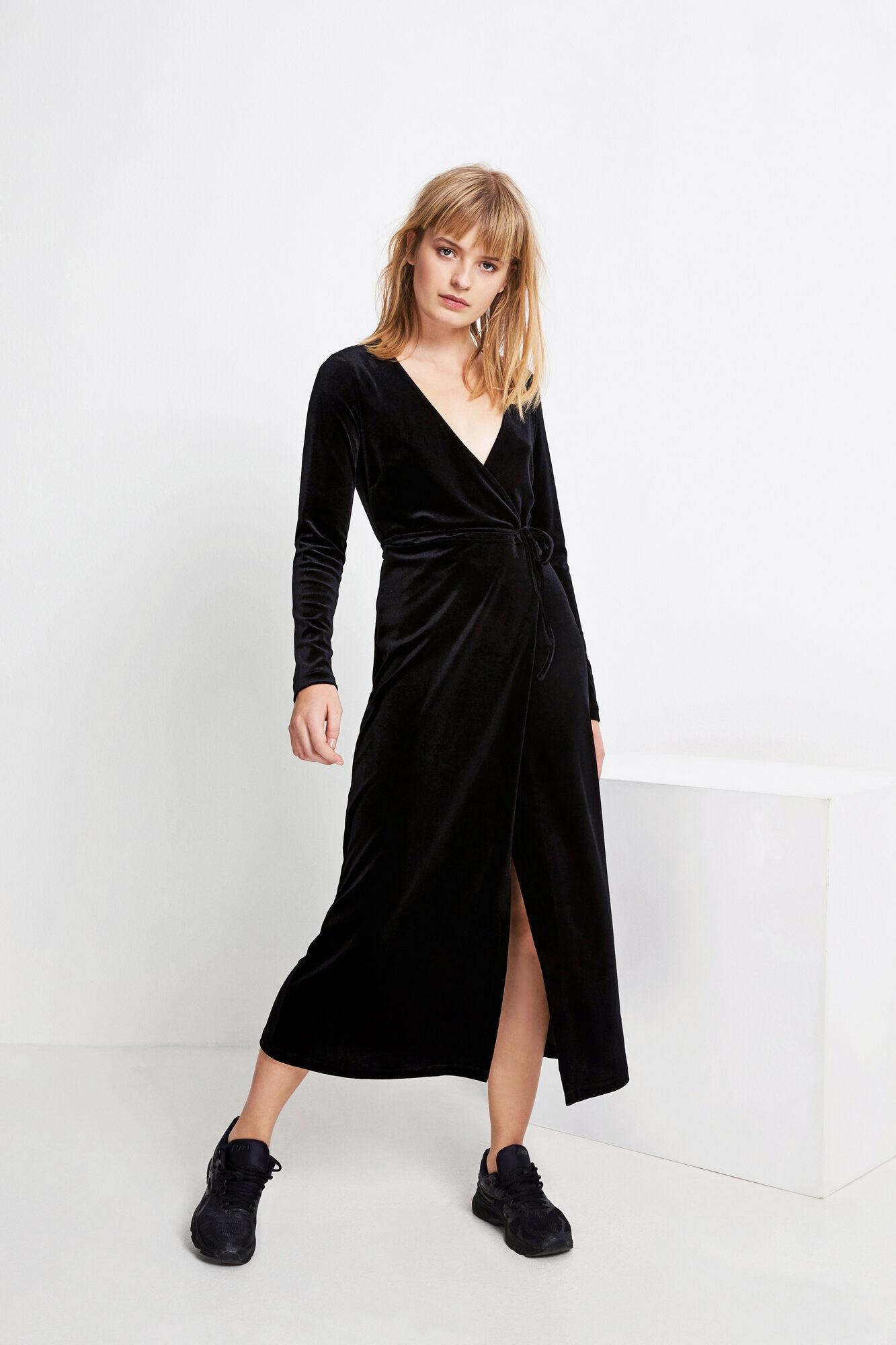ENPARK LS DRESS 5982