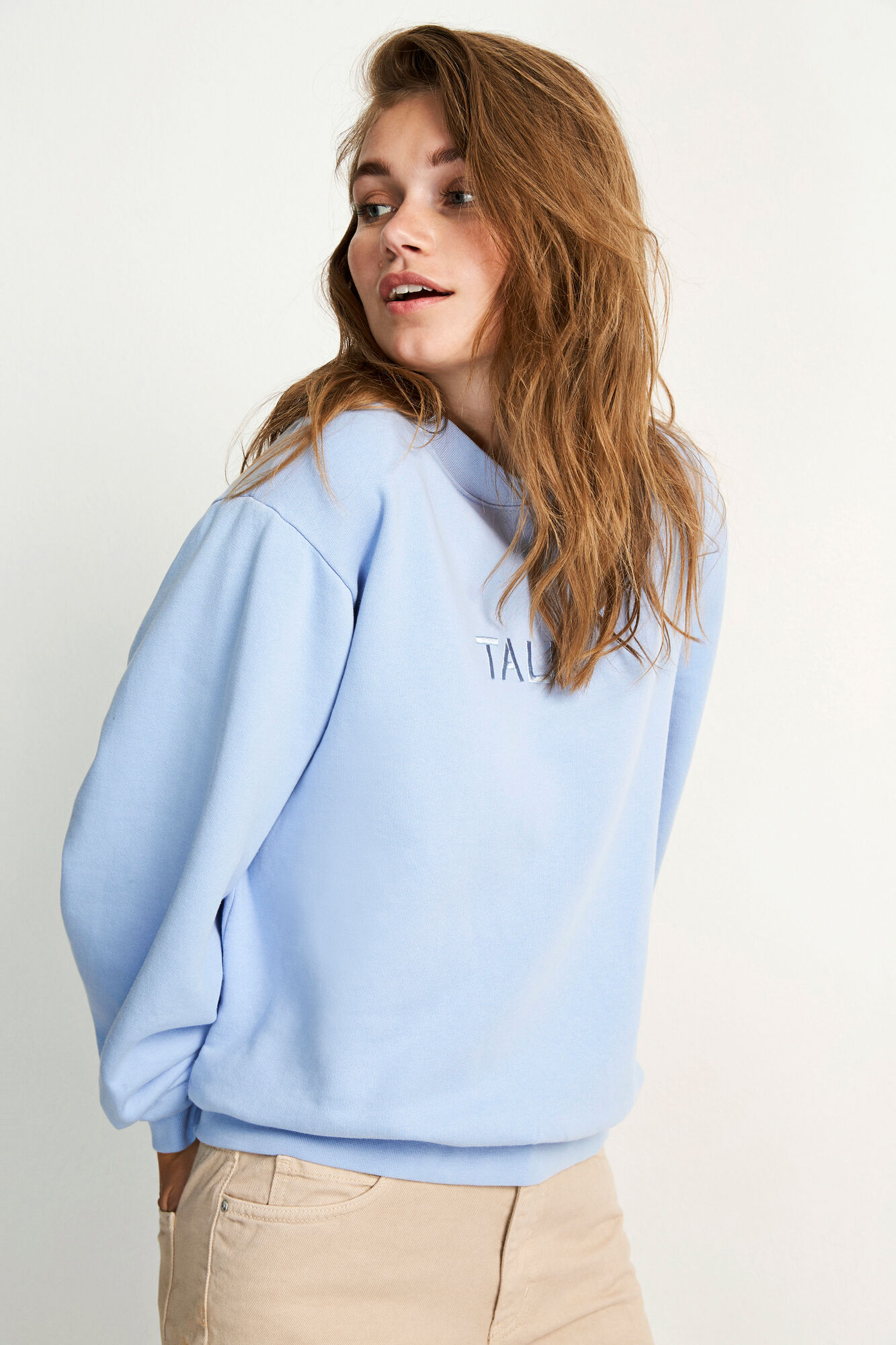 ENTALK LS SWEAT 5304