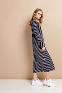 ENSERRA LS O-N DRESS AOP 6576