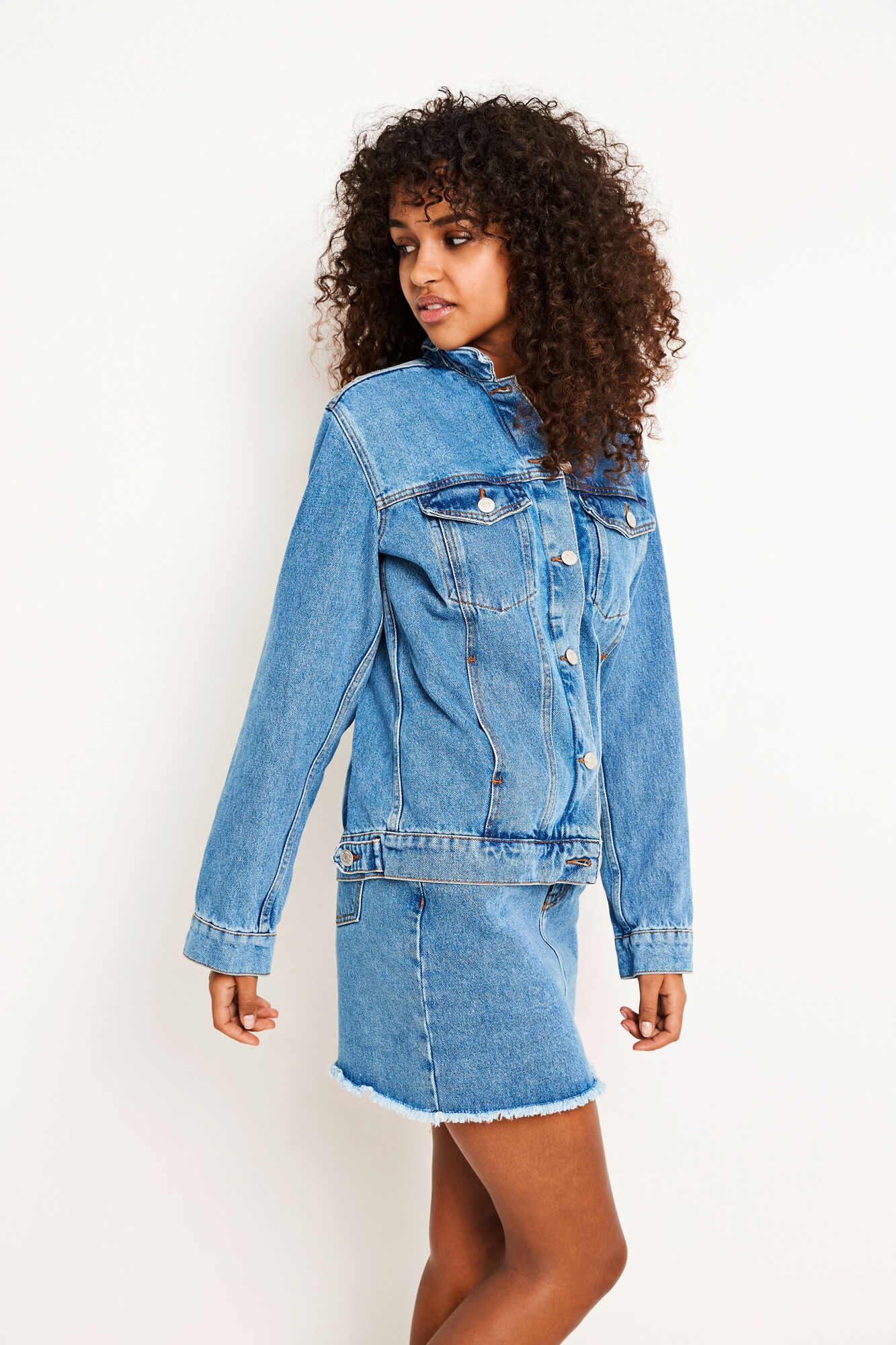 ENSETTLER DENIM JACKET 6524