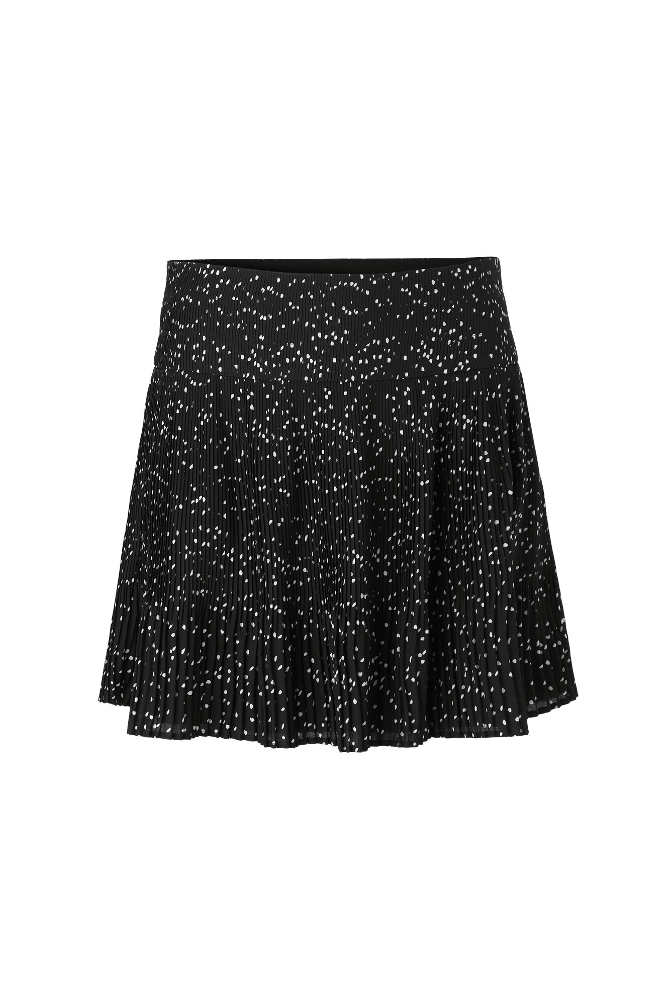 ENELLE SKIRT AOP 6465, WINDY DOTS AOP