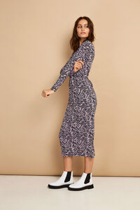 ENSTEAM LS DRESS AOP 5978
