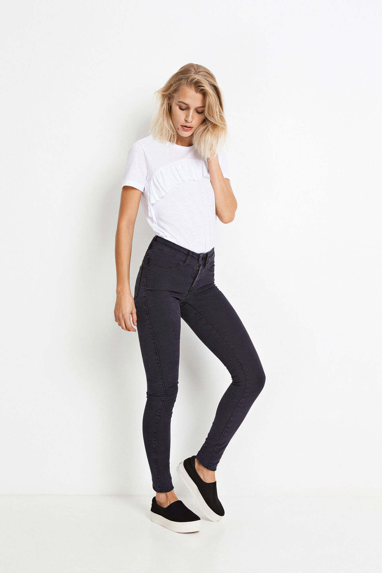 ENBLAIR JEANS WORN BLACK 6292