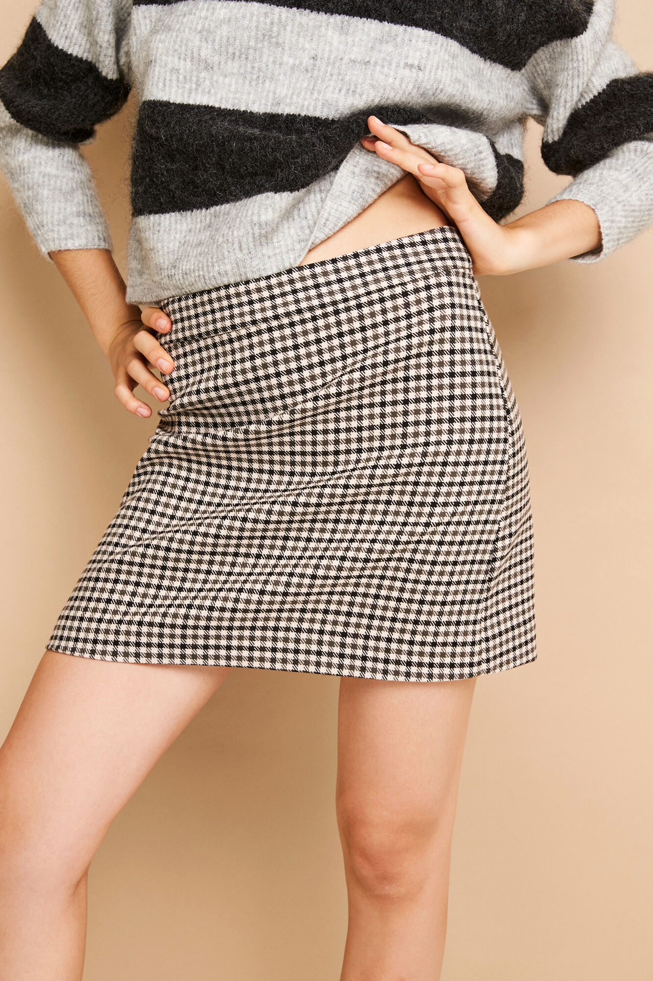 ENFITZGERALD SHORT SKIRT 6548