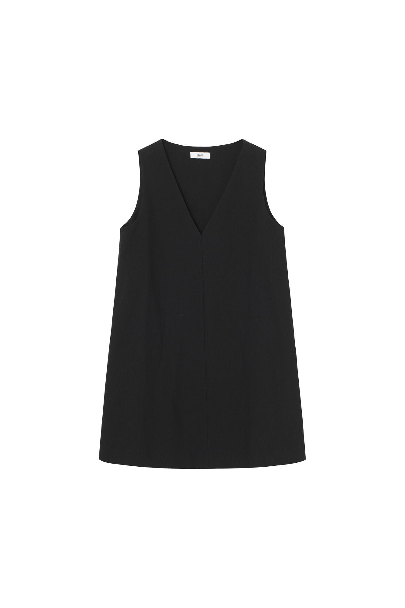 ENWOOD DRESS 6797, BLACK