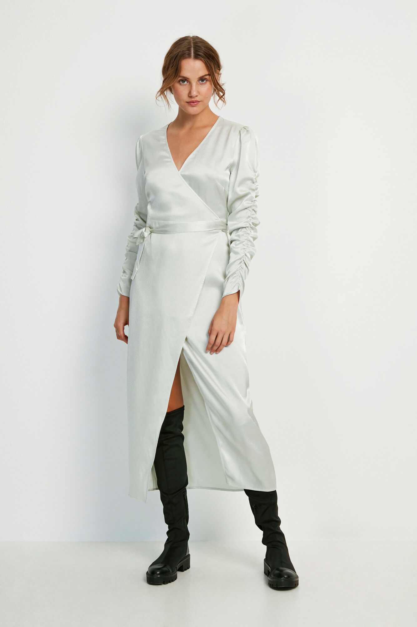 ENBIANCA LS DRESS 6613