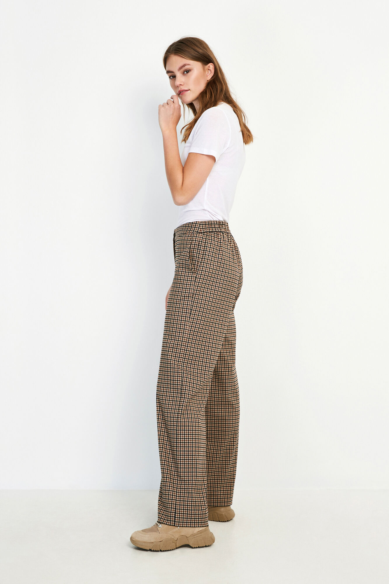 ENCOFFEE PANTS 6684
