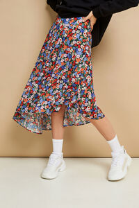 ENWOOLF SKIRT AOP 6465
