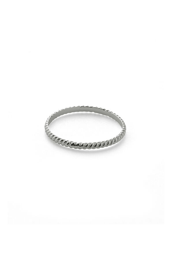 WILLE RING, SILVER