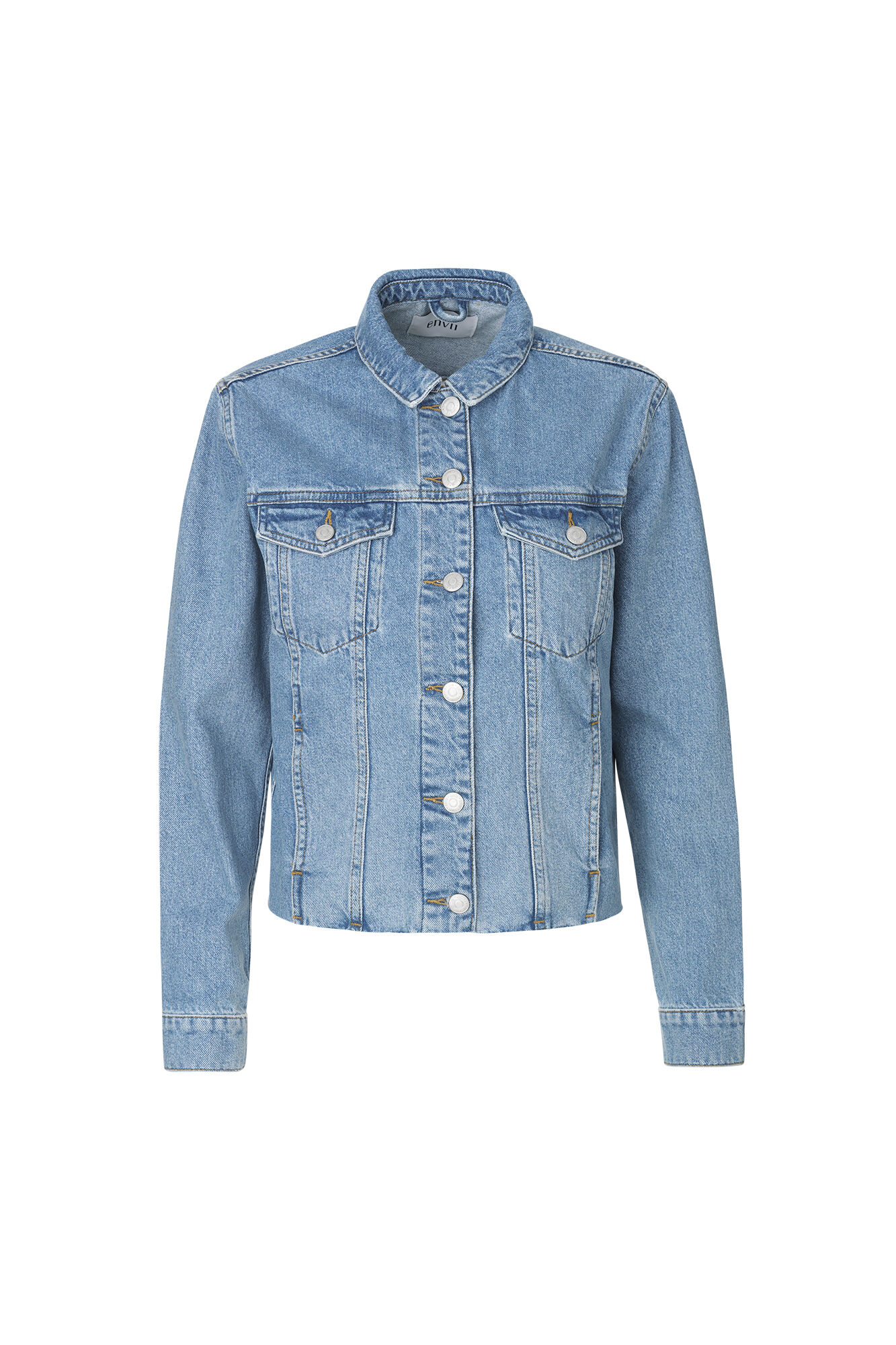 ENCASA DENIM JACKET 6520