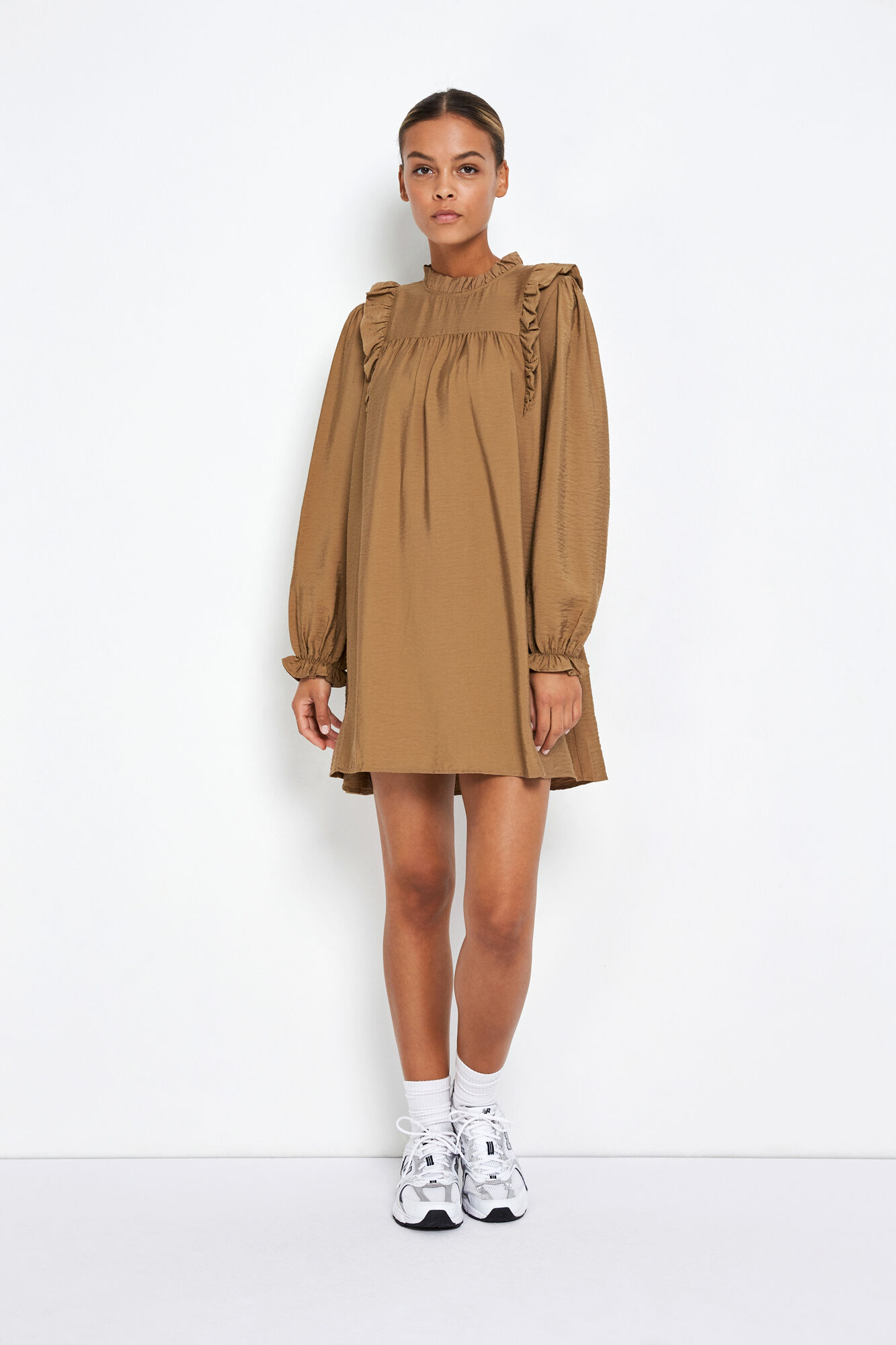 ENDOWNING LS MINI DRESS