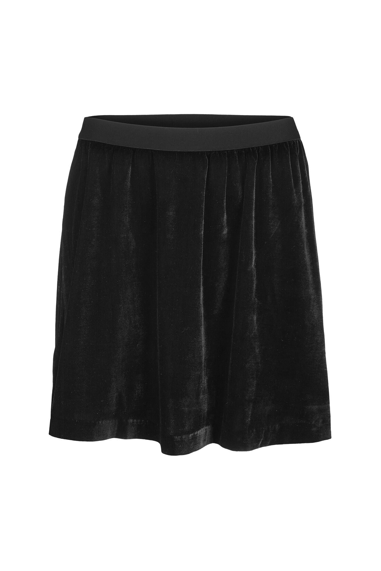 ISABEL SKIRT 5871, BLACK