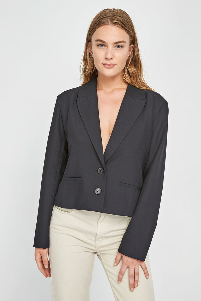 ENSMITH BLAZER 6726, BLACK
