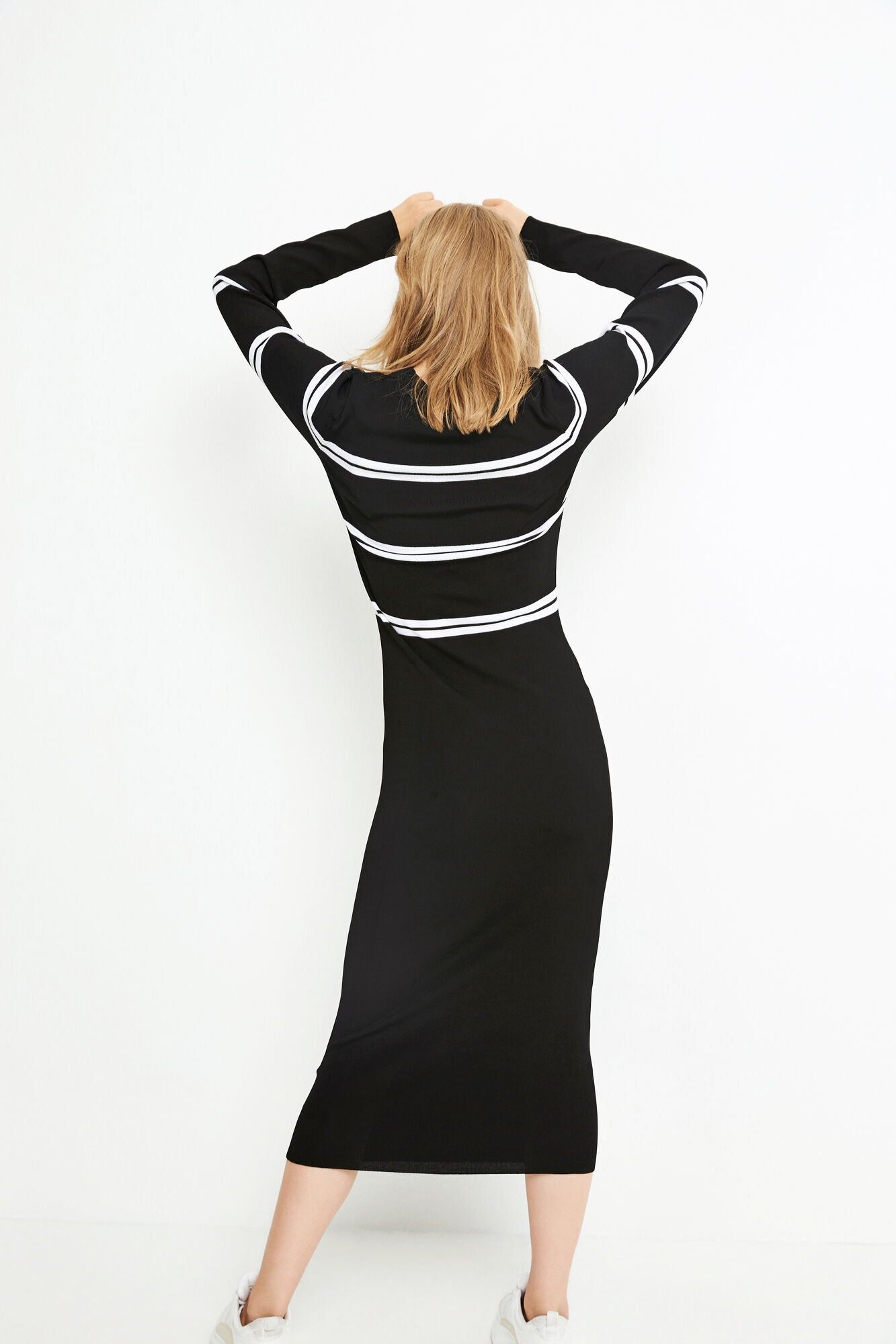 ENSPRINKLE LS DRESS 5180