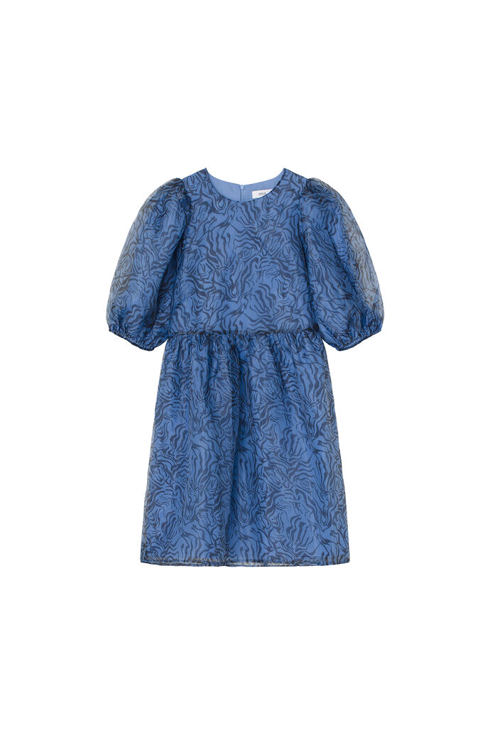 ENSOPHIE DRESS AOP 6854