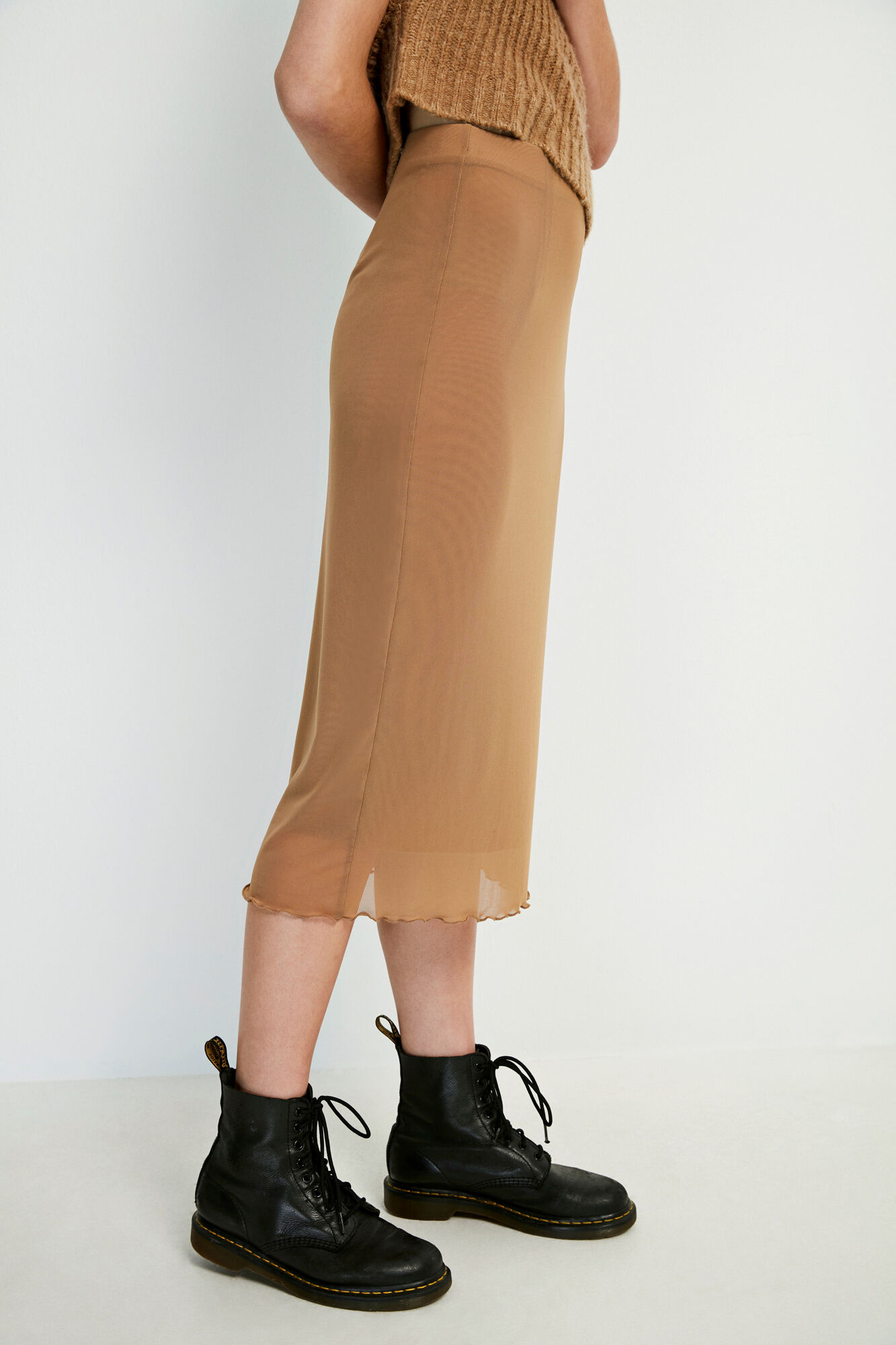 ENUTOPIA SKIRT 5301, TIGERS EYE