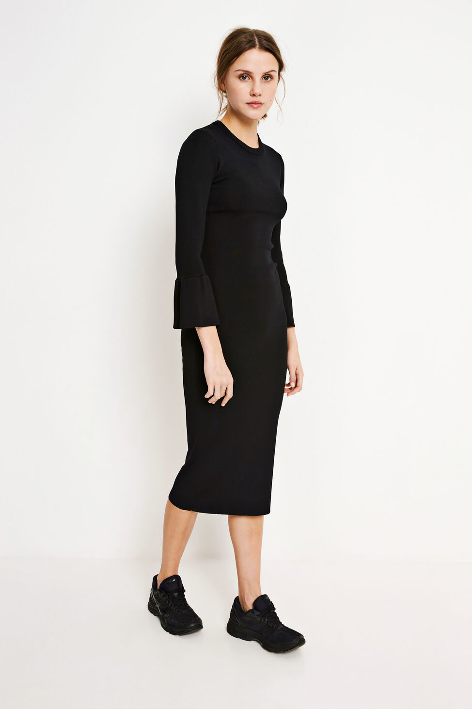 ENSPRINKLE 3/4 DRESS 5180