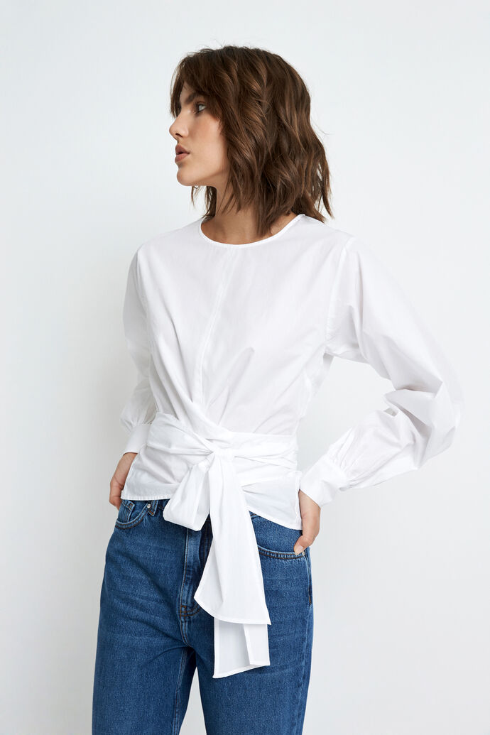 ENCOLBY LS TOP 6731, WHITE