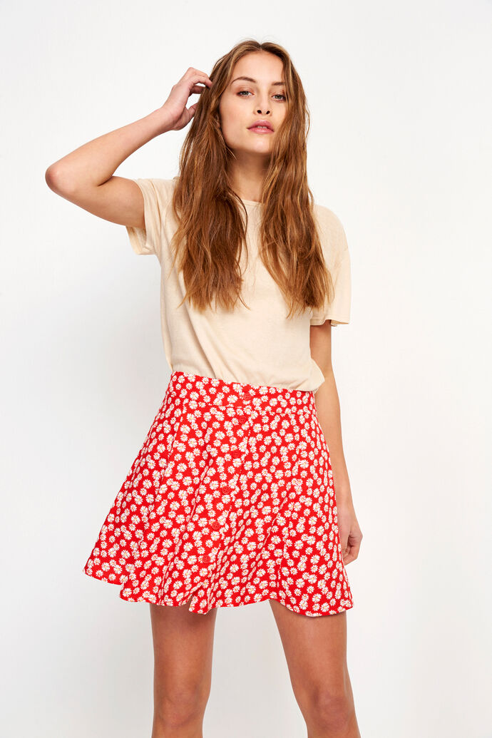 ENSPRINGS SKIRT AOP 6546