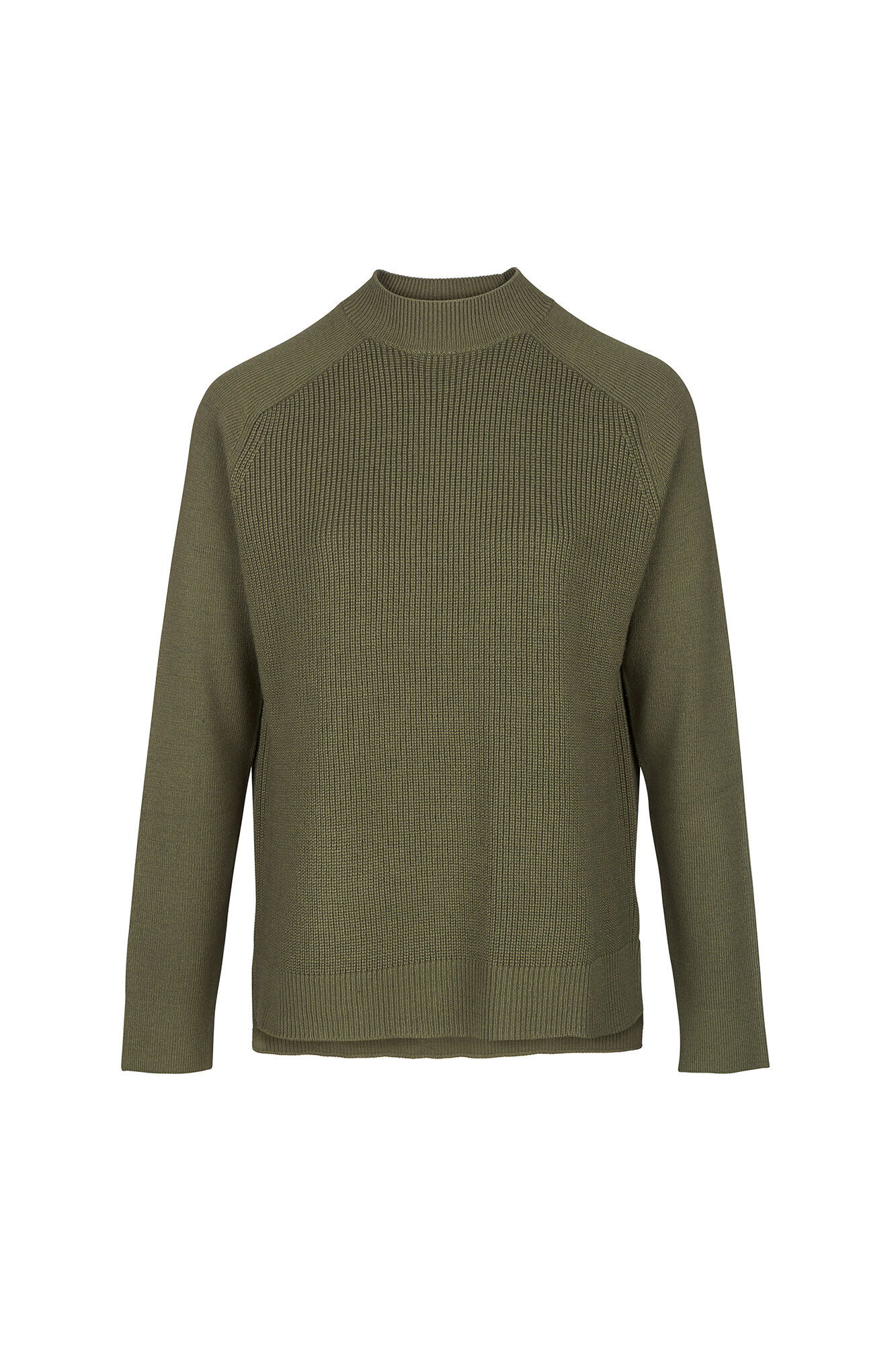 ENNICOLINE KNIT 5531, DUSTY OLIVE