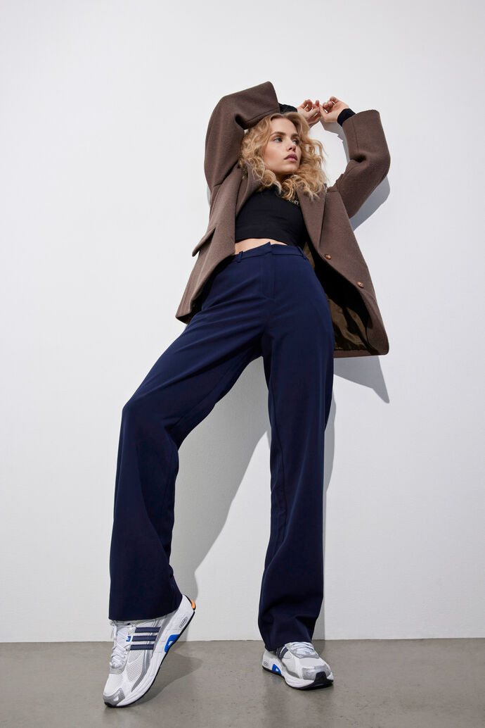 ENKAFIR PANTS 6746, NEW NAVY