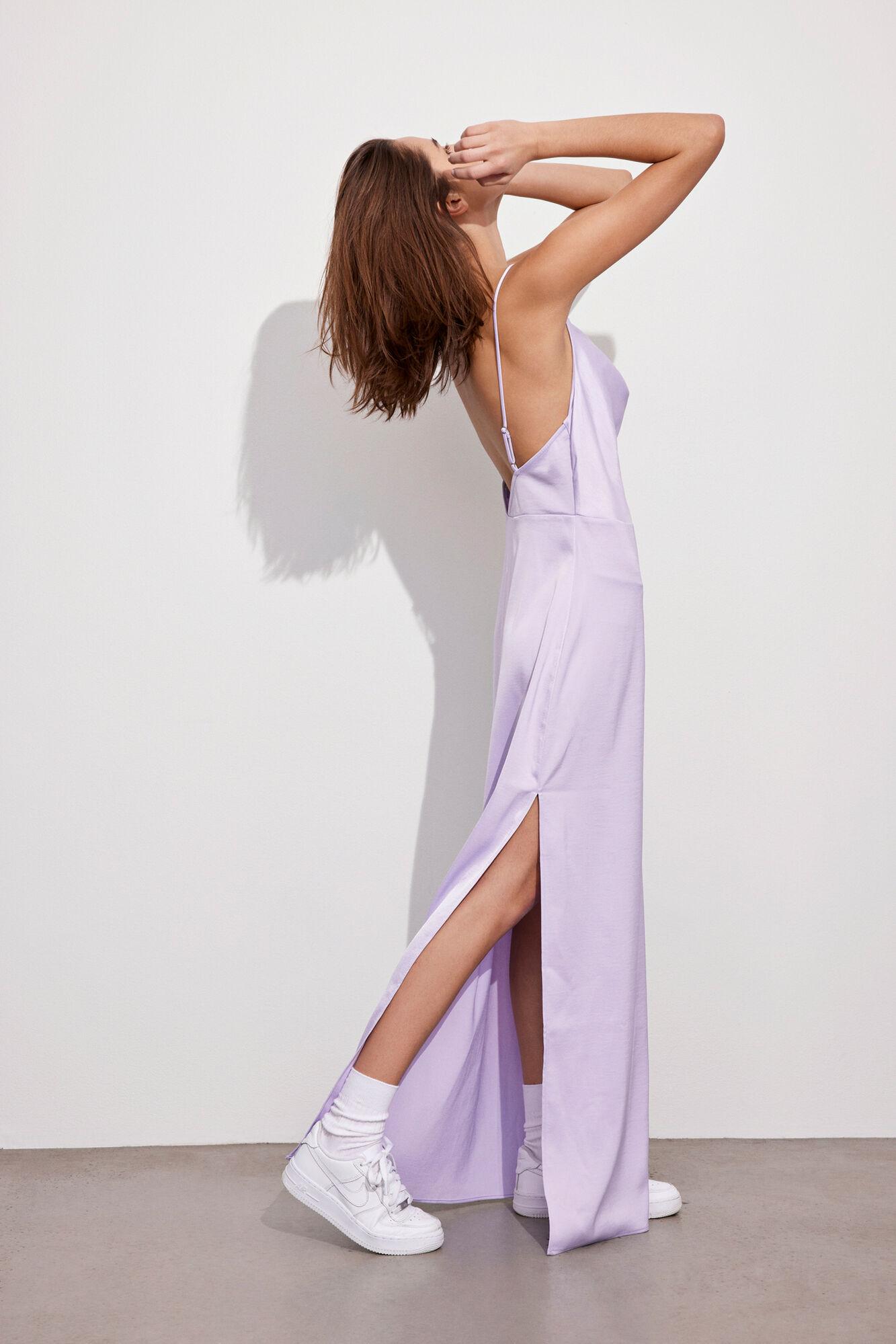 ENKRYSTLE SL DRESS, ORCHID PETAL