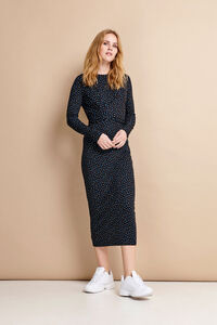 ENSTEAM LS DRESS AOP 5987