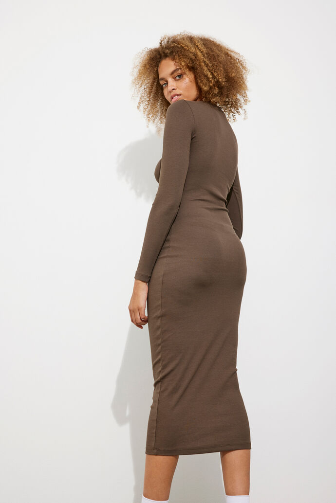 ENALLY LS DRESS 5314 image number 2