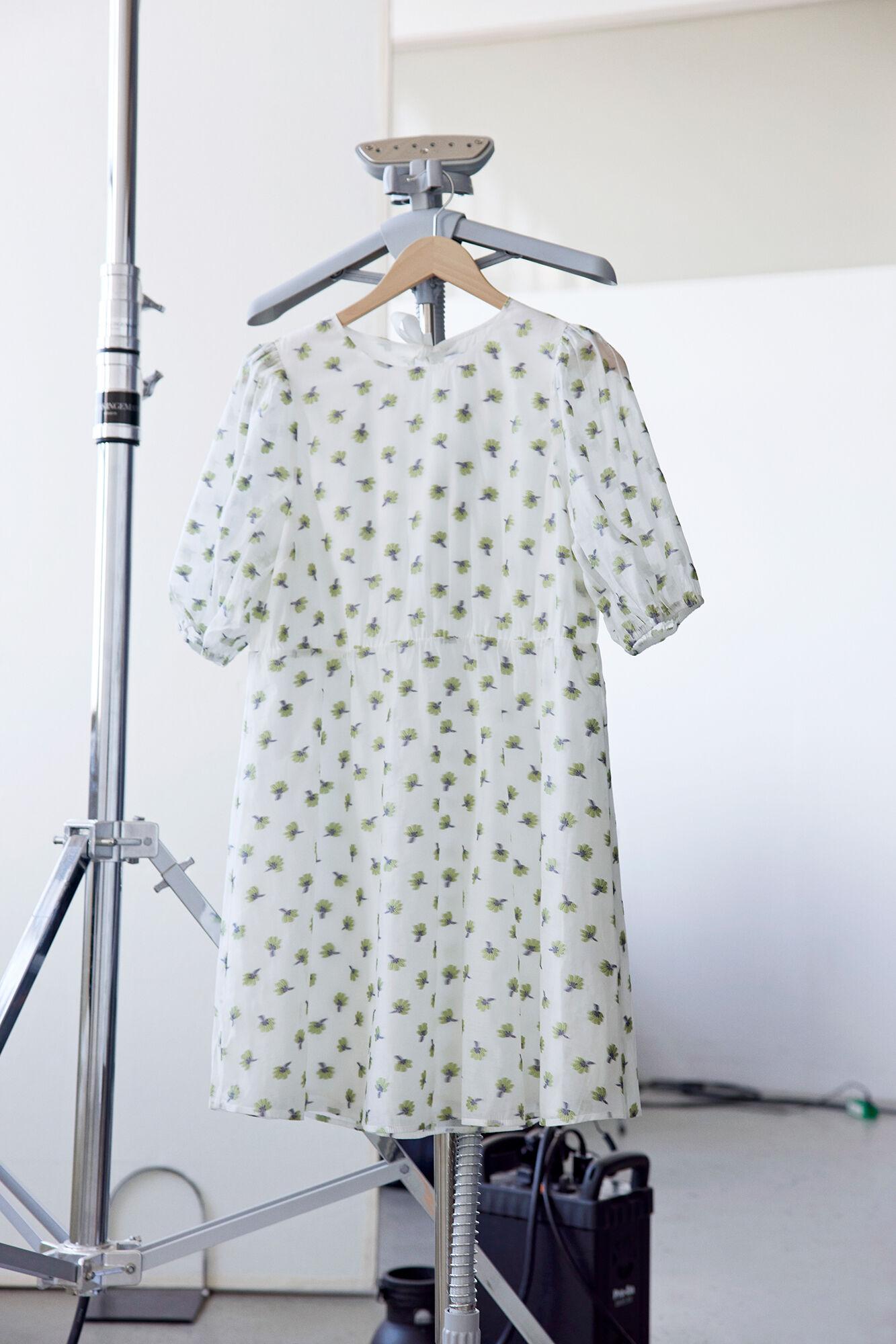 ENBUTTERCUP DRESS 6858, AZALEA