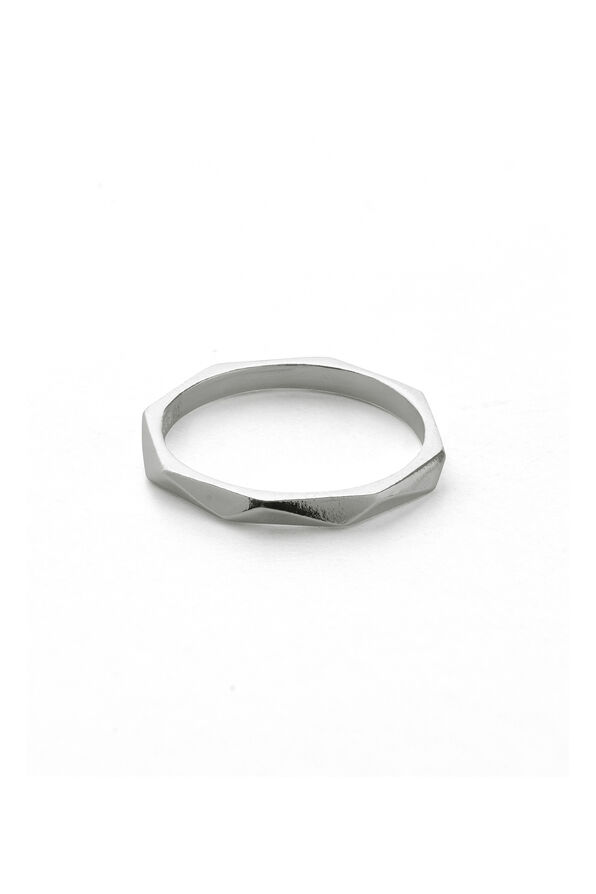 ENWATSON RING, SILVER