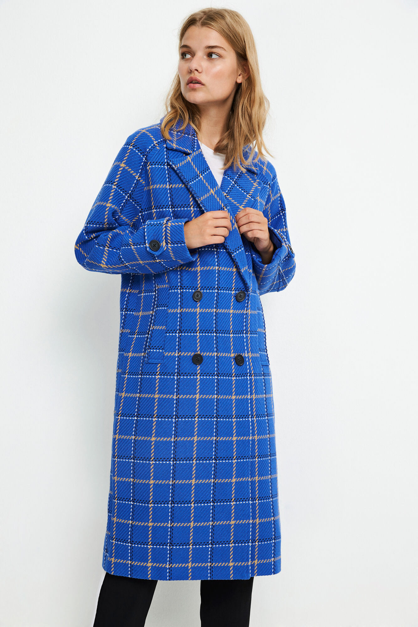 ENATWOOD JACKET CHECK 6541