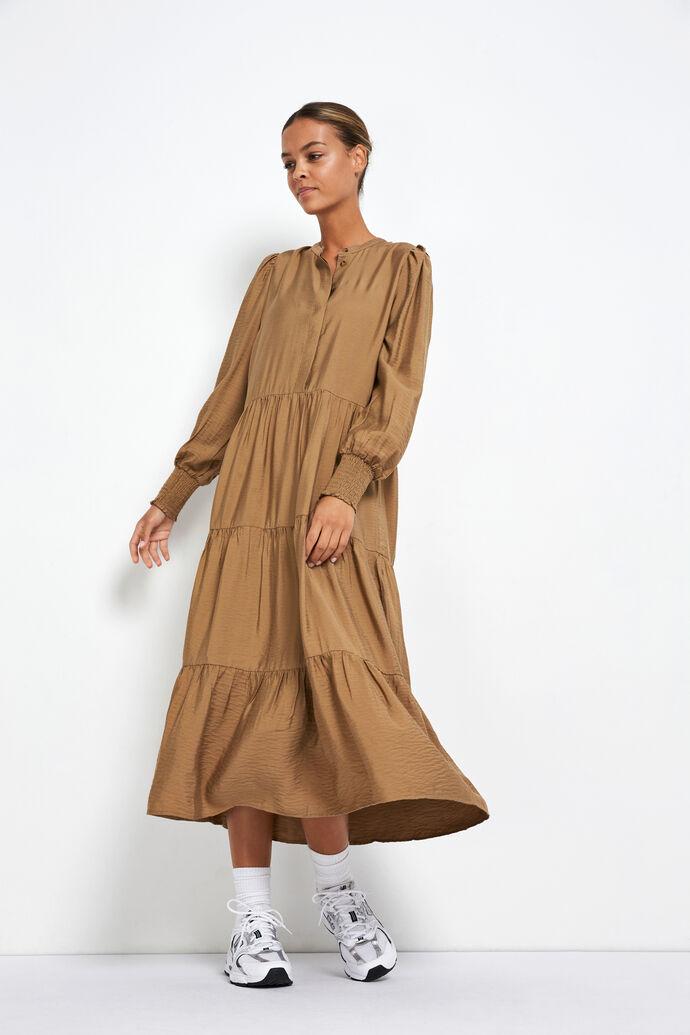 ENDOWNING LS MAXI DRESS
