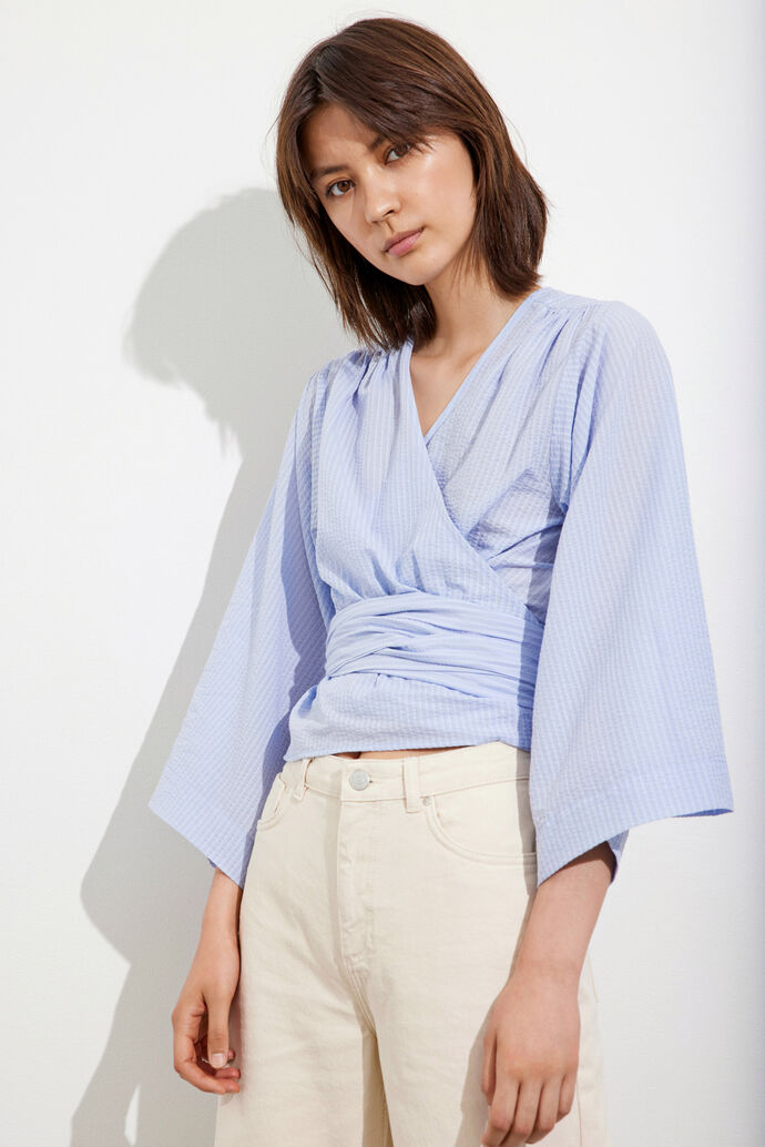 ENRUFFLE LS TOP 6740, BABY LAVENDER