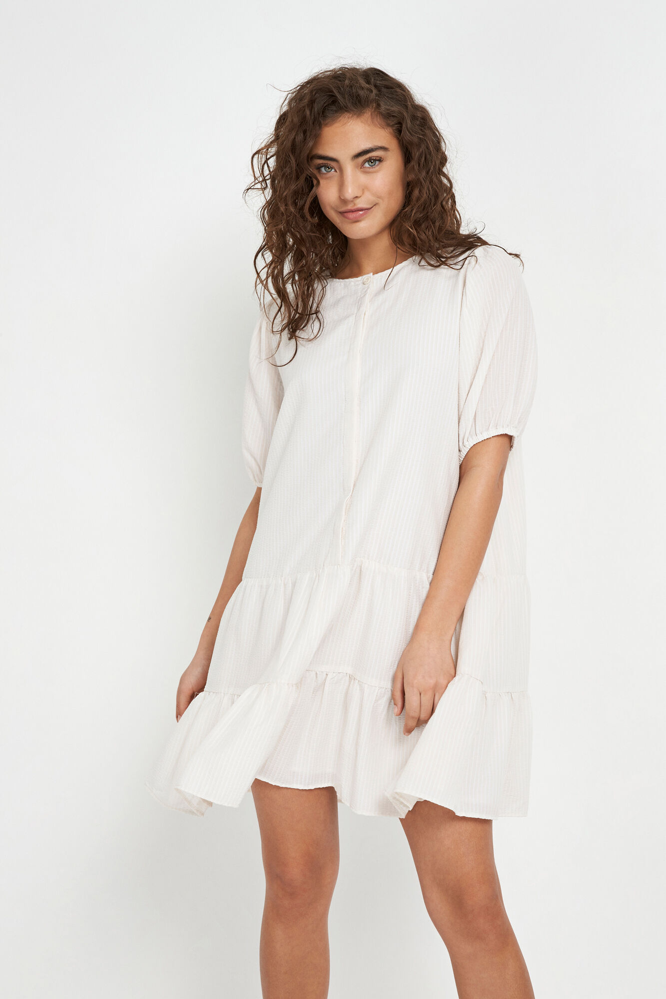 ENMAGIC SS SHORT DRESS 6740