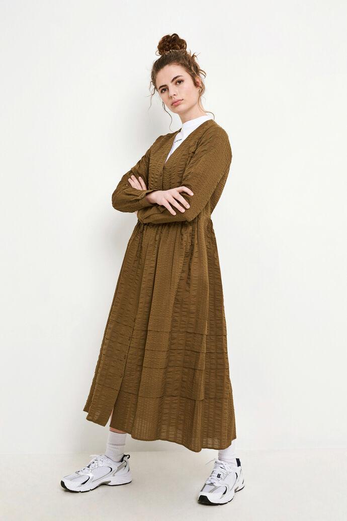 ENYELLOW LS DRESS 6698