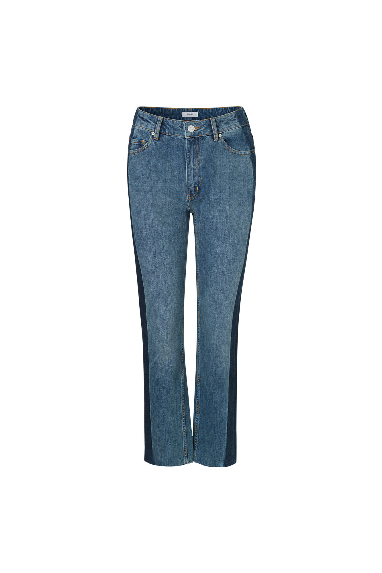 ENBRENDA JEANS BLOCK 6355, WORN BLUE