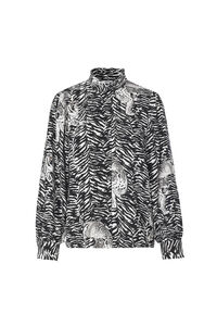 ENGARAGE LS SHIRT AOP 6555, NIGHT TIGER AOP