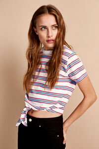 ENGRIFFITH SS TEE STRIPE 5867