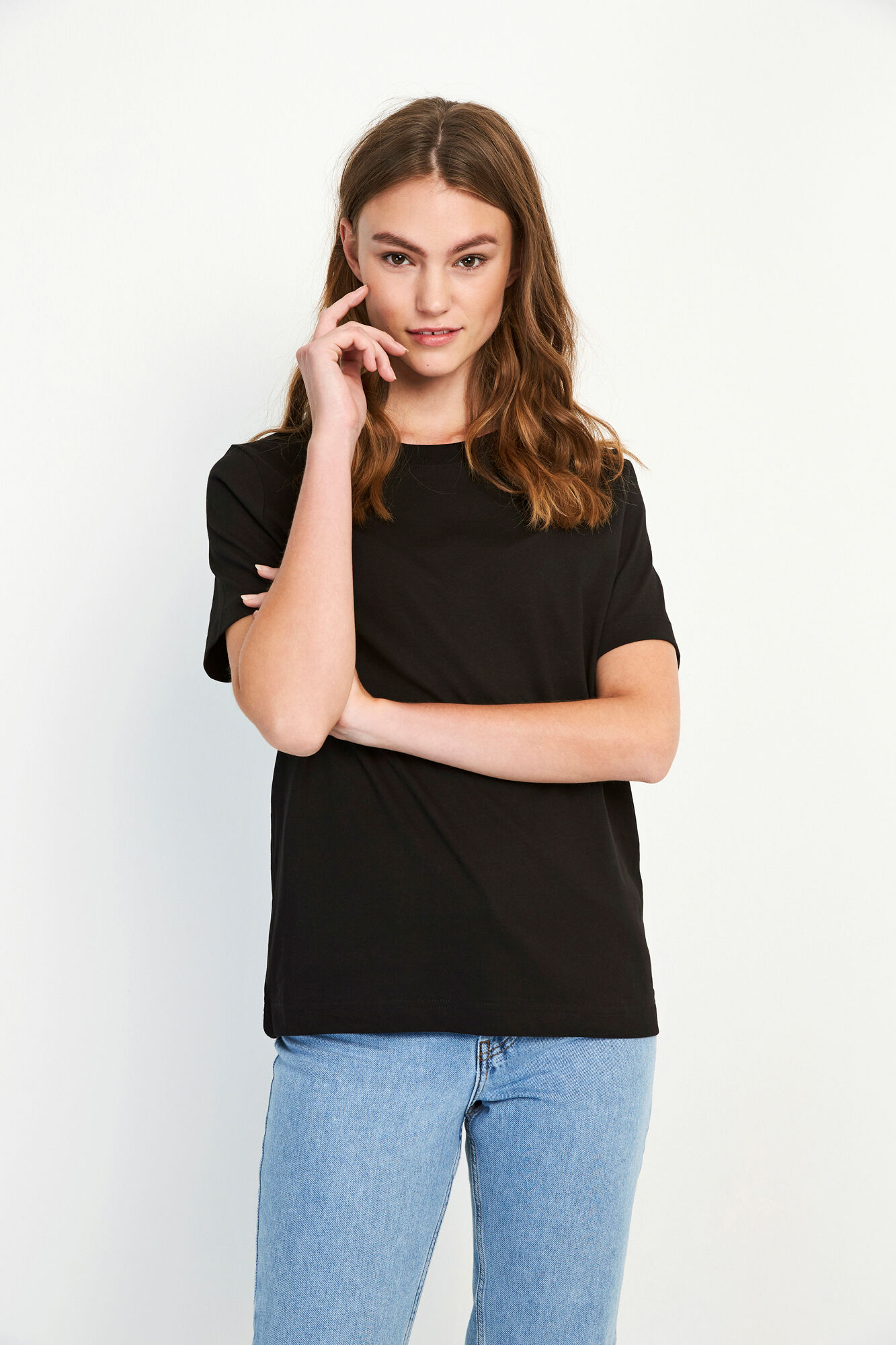 ENBEVERLY SS TEE 5310