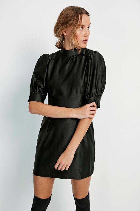 ENALBA LS T-N DRESS 6674, BLACK