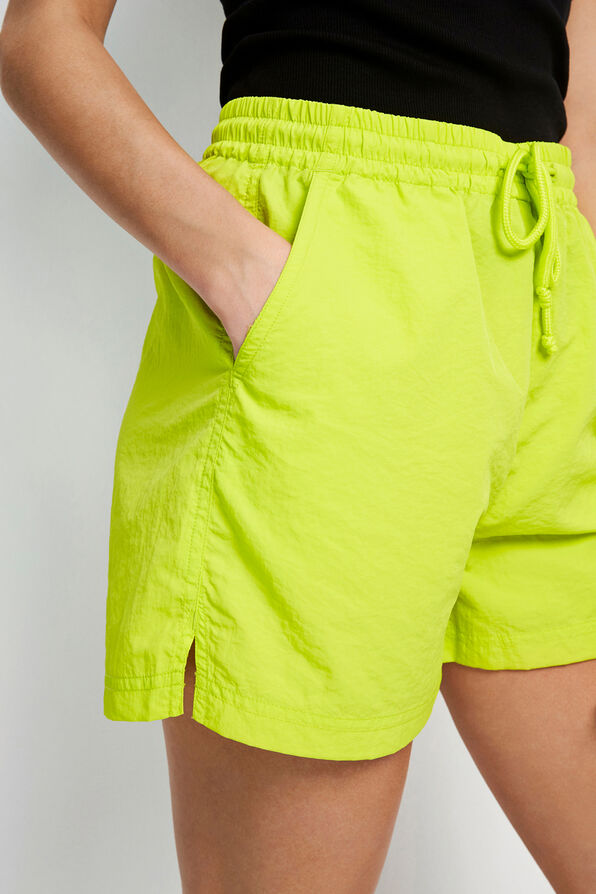 ENFAMOUS SHORTS 6648, LIME PUNCH