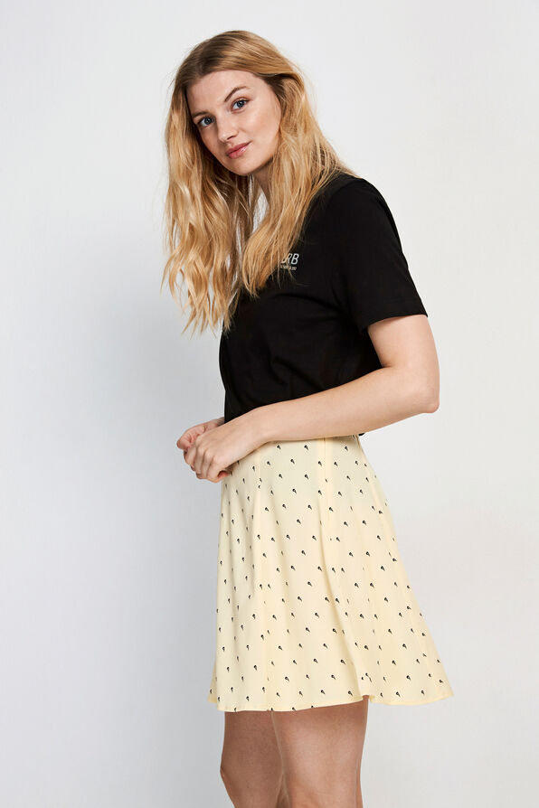 ENCHARITON SKIRT AOP 6595