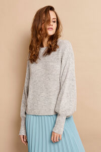 ENMONET LS SHORT KNIT 5199